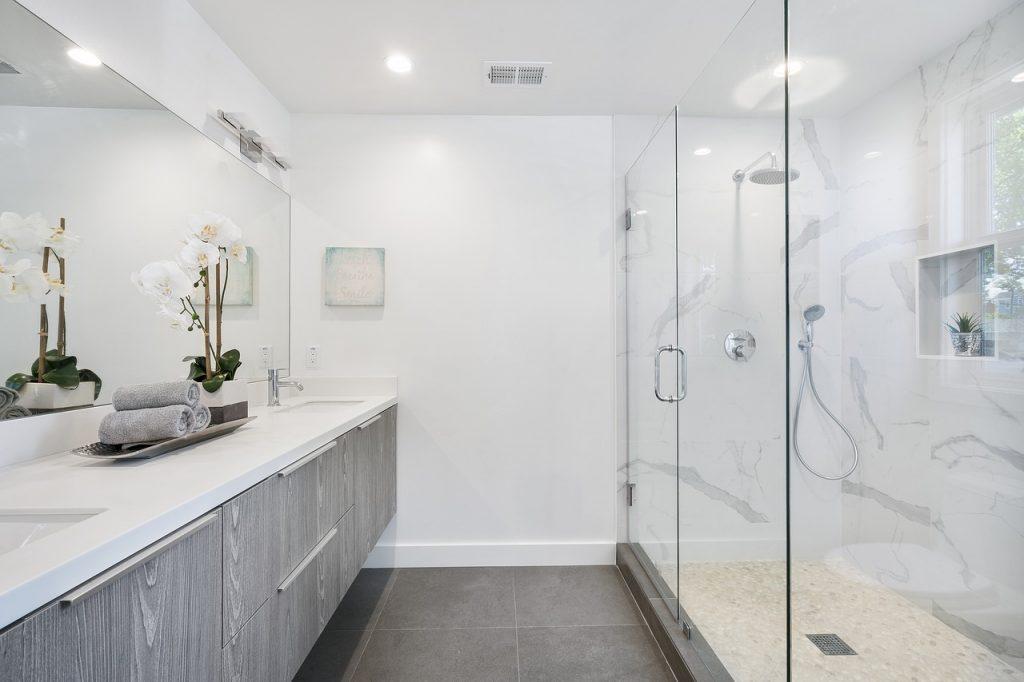 bathroom, faucet, wash