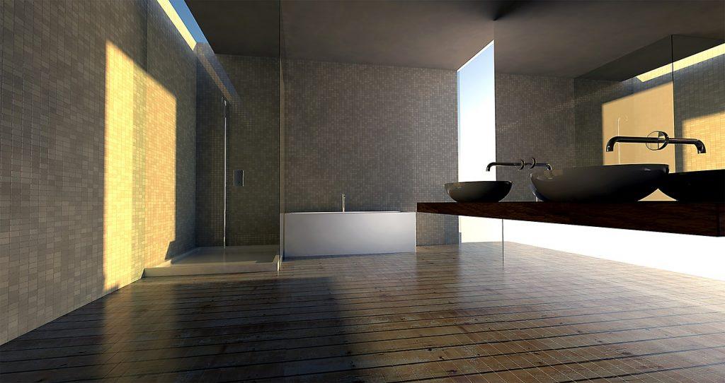 bathroom, gallery, live